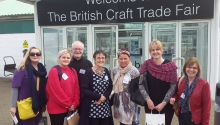 Derry Craft Producers attend Major UK Trade Show